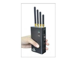 Handheld Cellphone Jammer